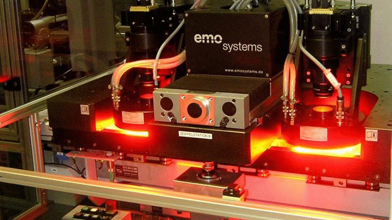 emovision Dienstleistungen zur industriellen Bildverarbeitung